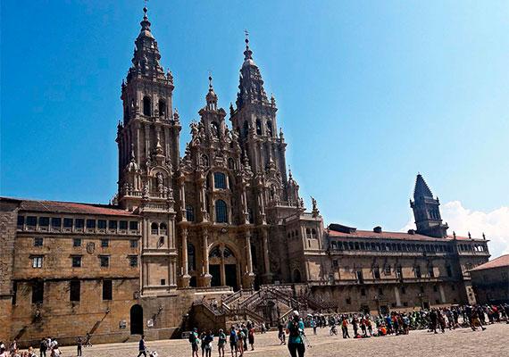Day 15 : Santiago de Compostela