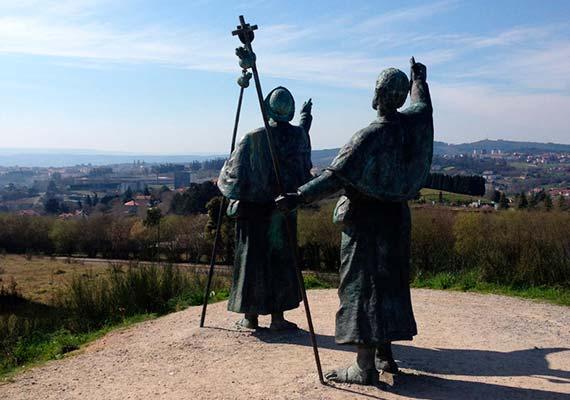 Day 6 : O Pedrouzo- Santiago de Compostela (19.4 km  ~ 4 hours)