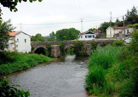 Day 2 : Lugo - A Ponte de Ferreira (26.5 km ~ 7 hours)
