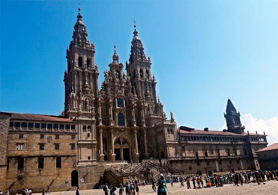 Day 16 : Santiago de Compostela