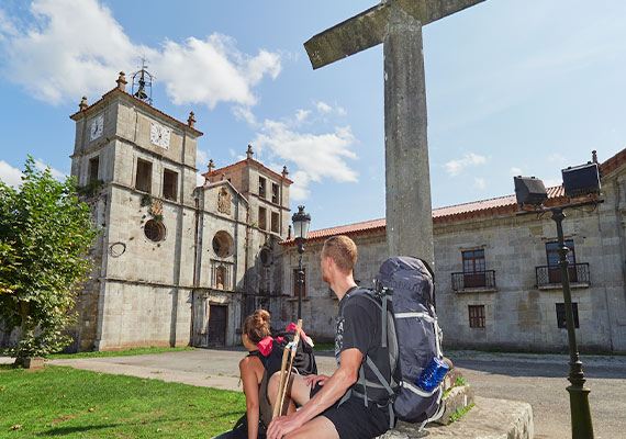Day 3 : Grado - Salas (22.1 km ~ 5 hours)