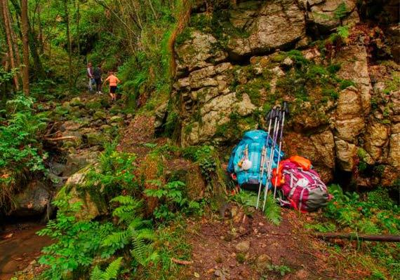 Day 9 : A Fonsagrada - O Cádavo (24.3 km ~ 5 hours)