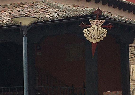 Day 13 : Ponferrada - O Cebreiro (52 km)