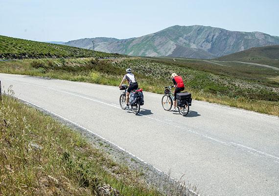 Day 8 : Castrojeriz - Carrión de los Condes (43.7 km)