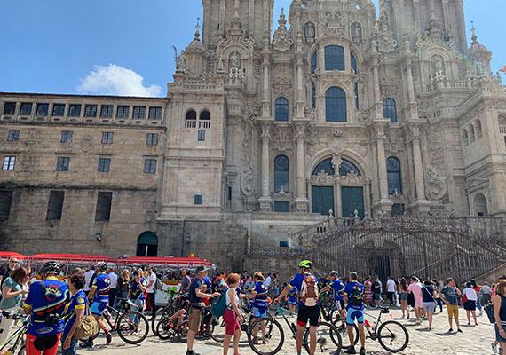 Day 17 : Santiago de Compostela
