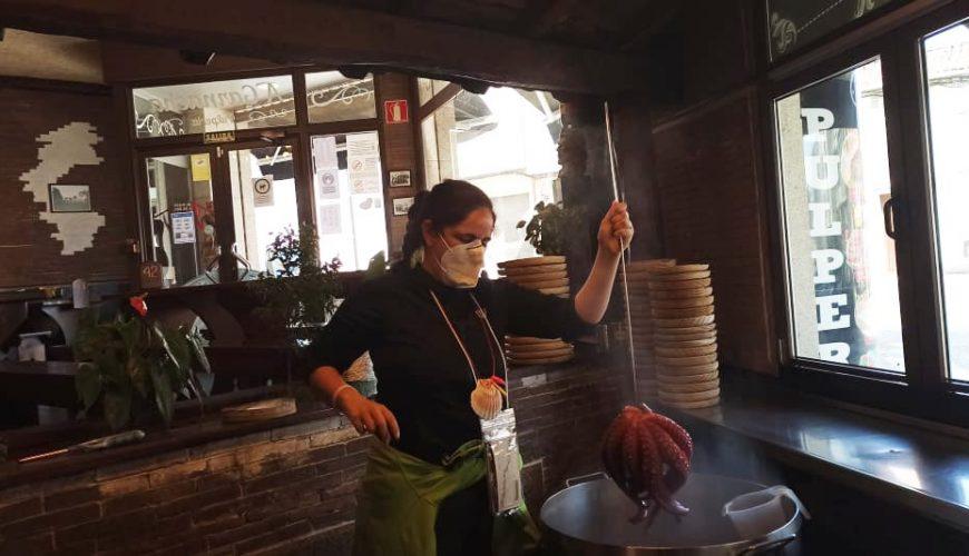 Typical dishes along the Camino de Santiago
